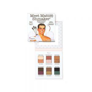 theBalm Meet Matt(e) Shmaker - Eye Shadow Palette