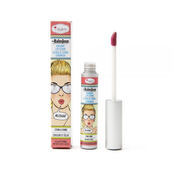 theBalm Balmjour - Creamy Lip Stain