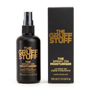 The Gruff Stuff Spray On Moisturiser