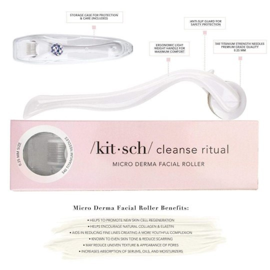 KITSCH Micro Derma Roller