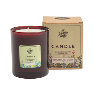 Lavender, Rosemary, Thyme & Mint Candle