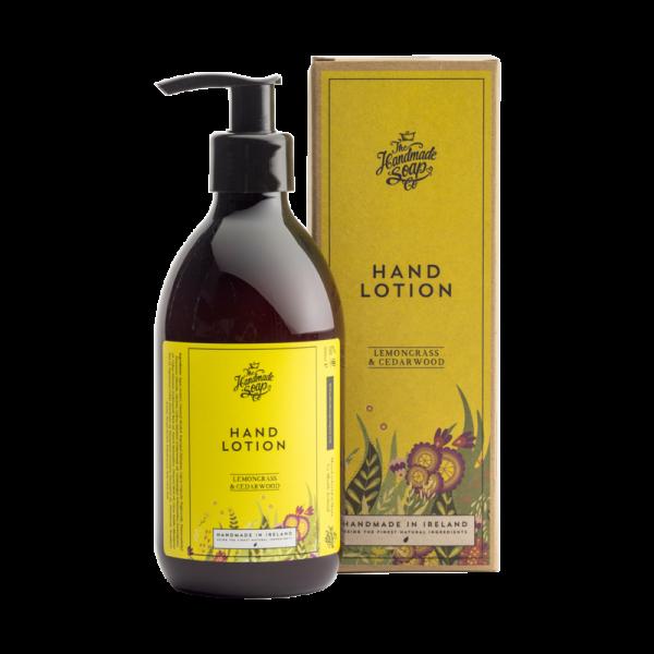 Lemongrass & Cedarwood Hand Lotion